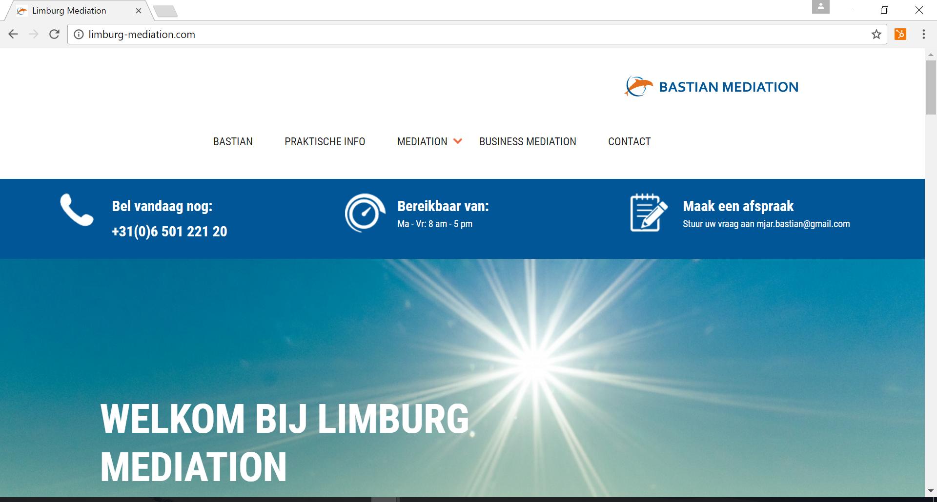 Ronald Bastian Mediation Limburg