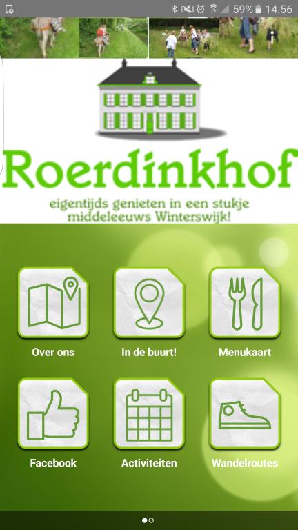 De roerdinkhof App